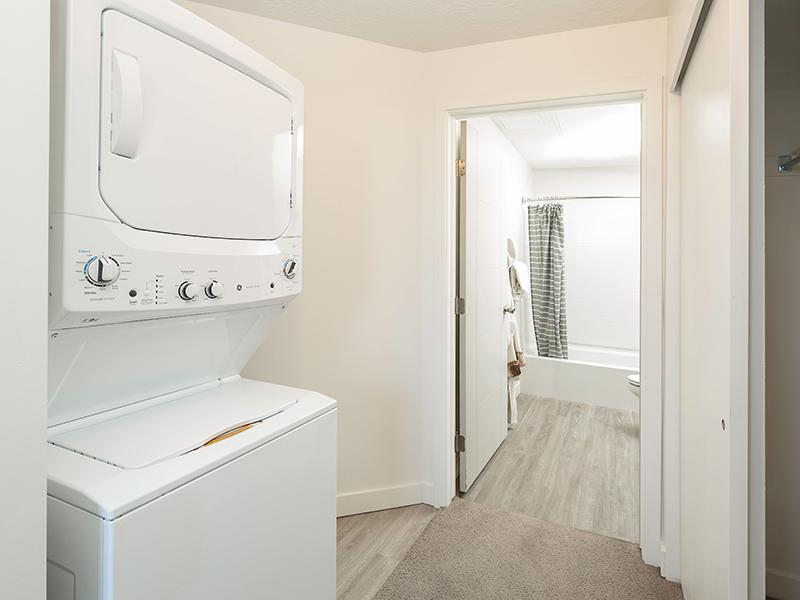 Apartments with a Washer & Dryer | Paxton 365