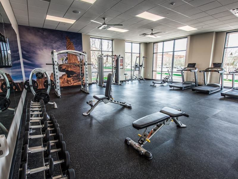 Fitness Center | Joule Plaza
