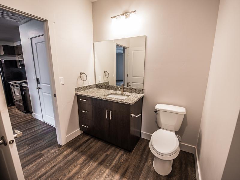 Bathroom | Joule Plaza
