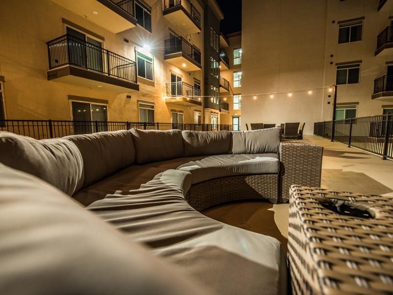 Exterior | Joule Plaza