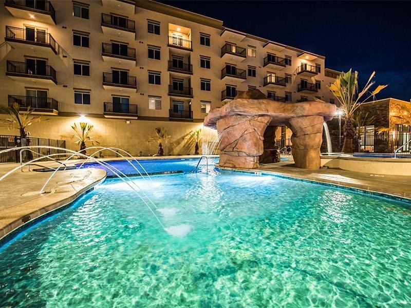Pool | Joule Plaza