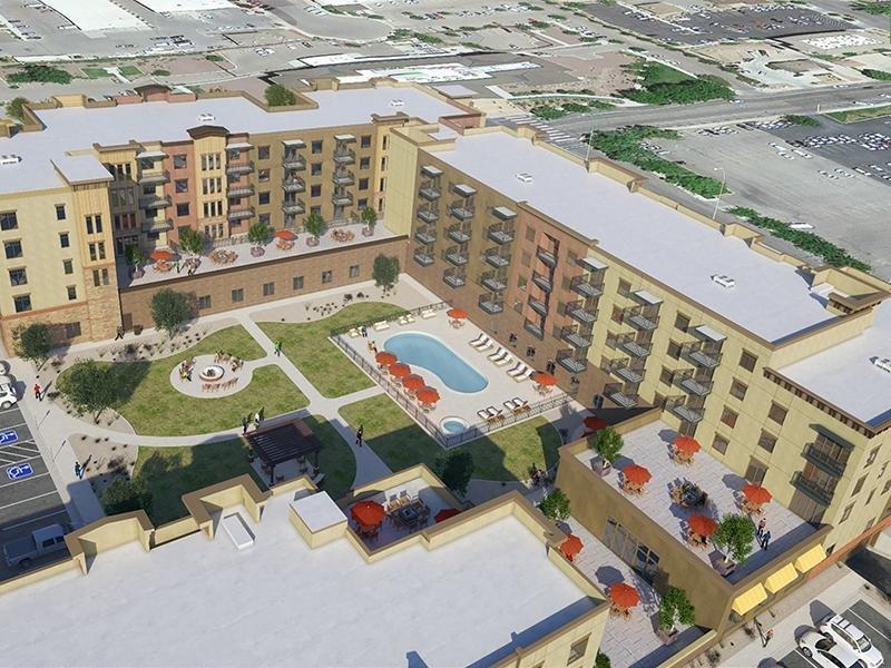 Building | Joule Plaza