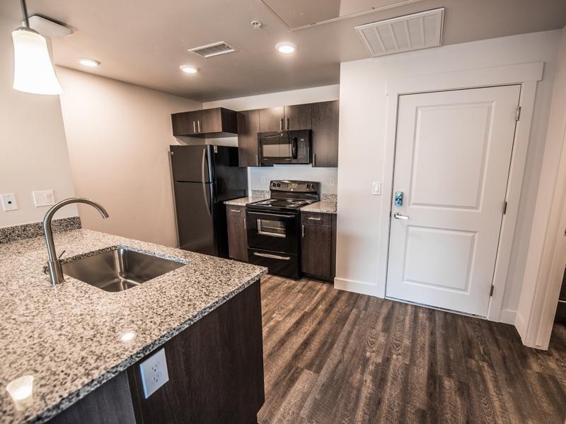 Kitchen | Joule Plaza