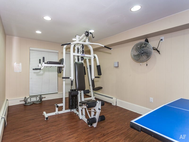 Fitness Center | Postmark at Littleton Apartments in Littleton, CO
