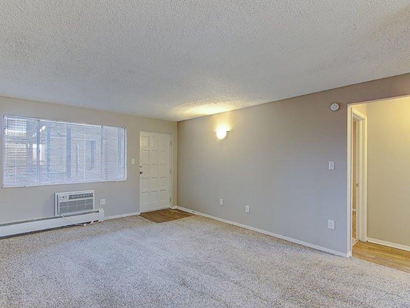 Living Room | Postmark at Littleton Apartments in Littleton, CO