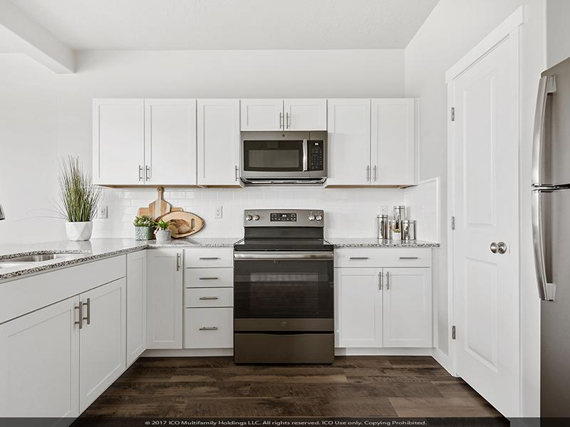 Kitchen | Parkview Towns