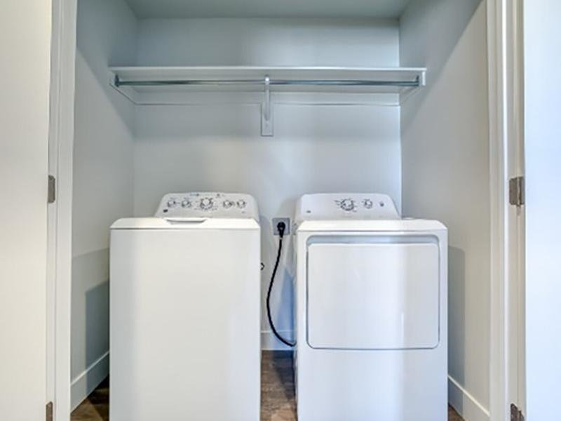 Washer & Dryer | Red Rock at Sienna Hills