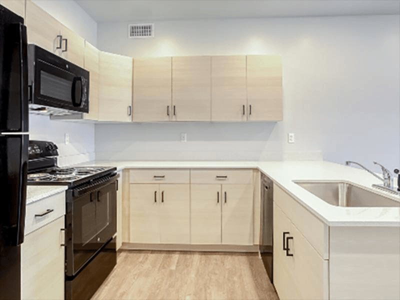 Fully Equipped Kitchen | Red Rock at Sienna Hills