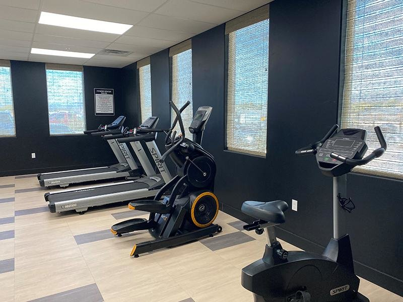 Fitness Center | Red Rock at Sienna Hills