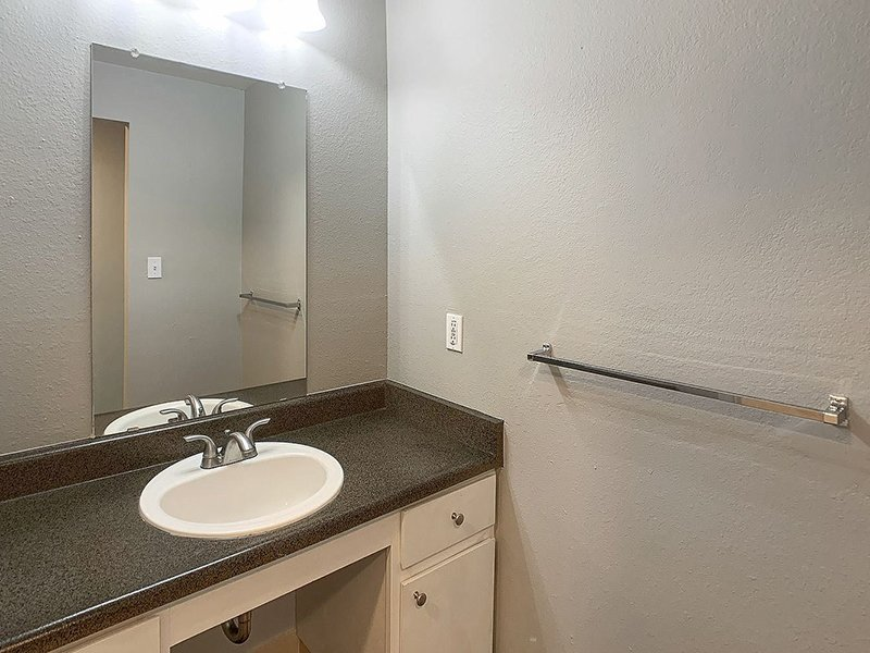Bathroom Vanity   The Reserves at Water Tower Village Apartments