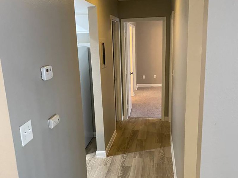 Hallway | The Reserve at Andover