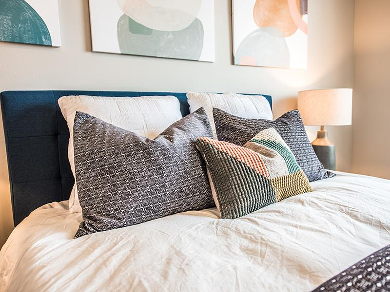 Model Bedroom | Springs at Copper Canyon