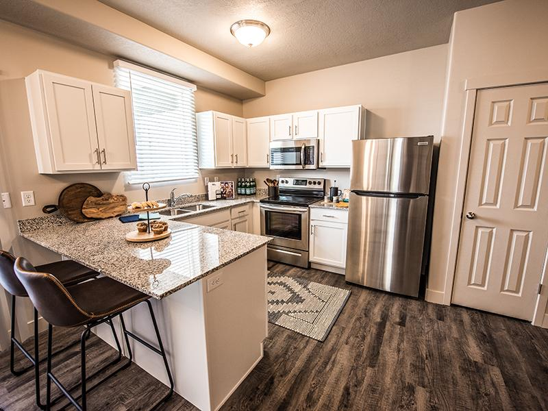 Kitchen | Springs at Copper Canyon in Tooele, UT