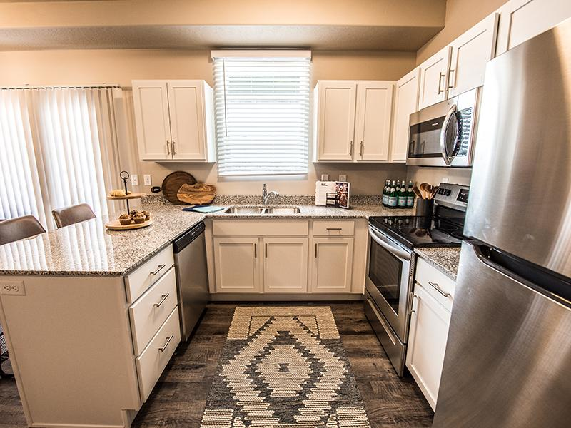 Stainless Steel Appliances | Springs at Copper Canyon