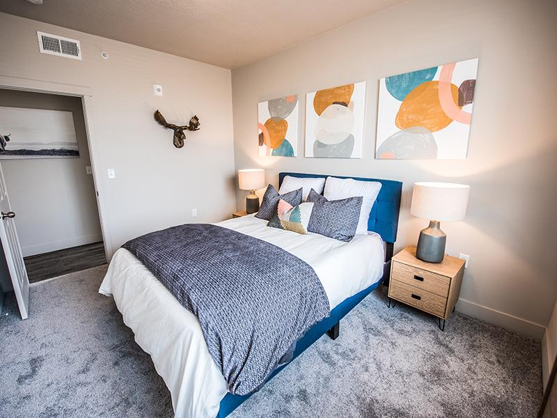 Spacious Bedrooms | Springs at Copper Canyon