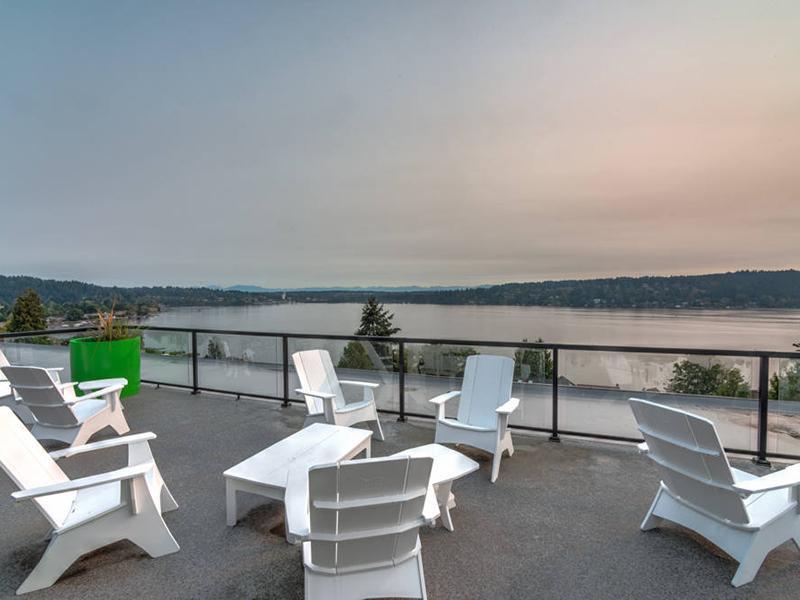 Beautiful Views | Sheridan Beach Terrace