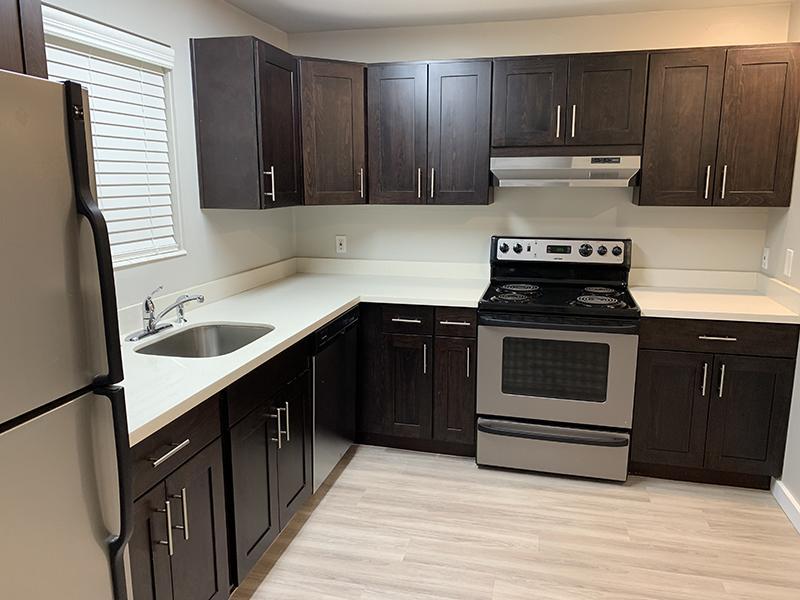 Kitchen | Sheridan Beach Terrace
