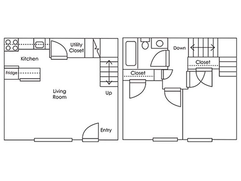 Our 2x1 Town W/D Renovated is a 2 Bedroom, 1 Bathroom Apartment
