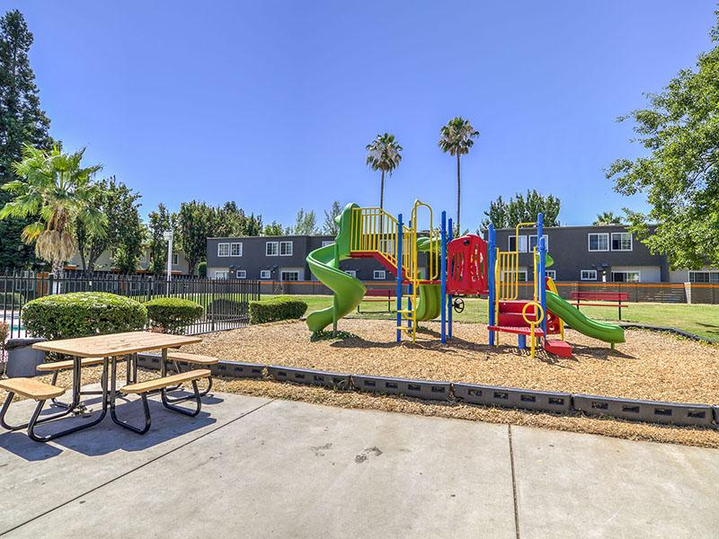 Children's Play Area | Sierra Park Townhomes