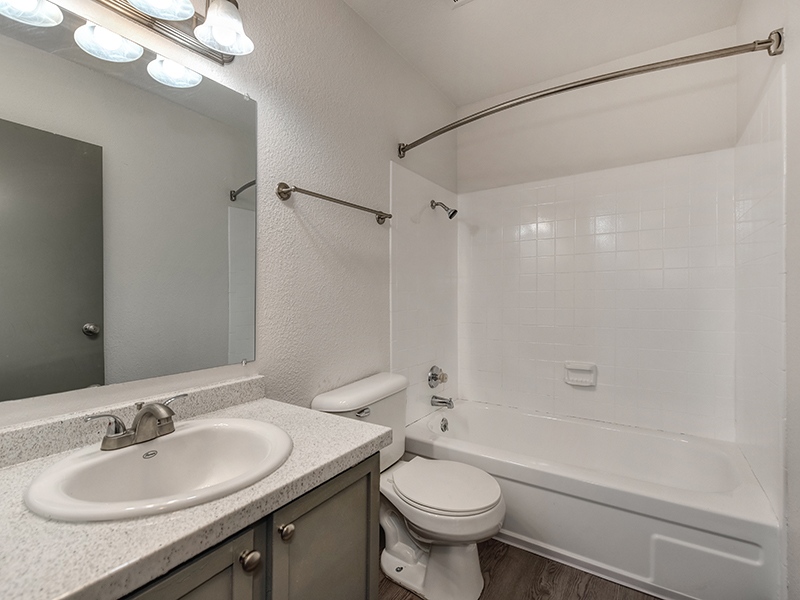 Bathroom | Sierra Park Townhomes