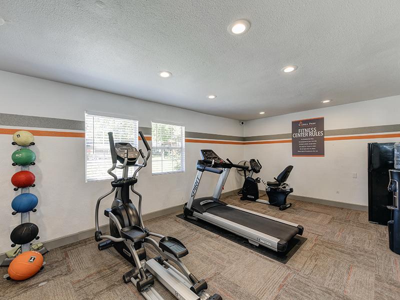 Gym | Sierra Park Townhomes