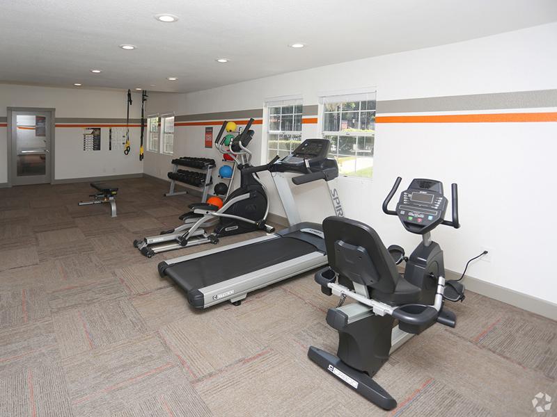 Fitness Center | Sierra Park Townhomes