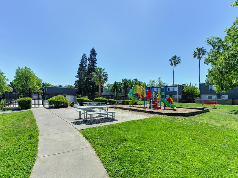 Tot Lot | Sierra Park Townhomes