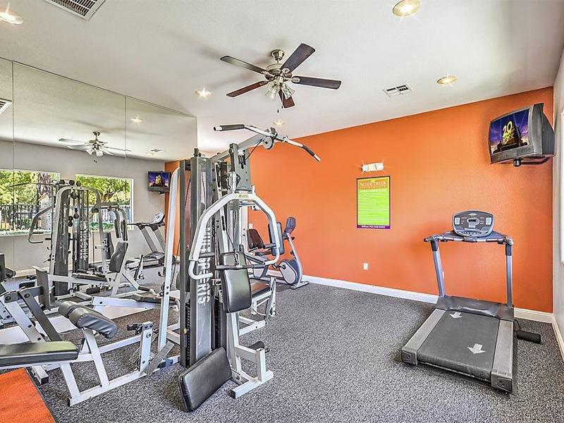 Fitness Center | Silver Creek