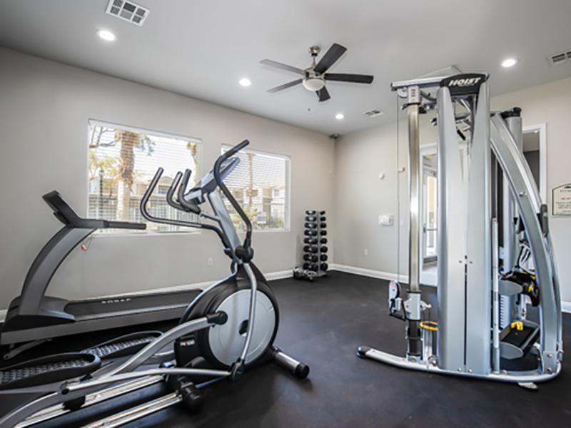 Fitness Room | Silver Creek