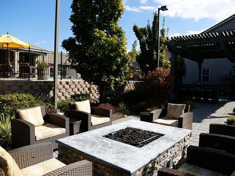 Fire Pit | High Rock 5300 89436 Apartments