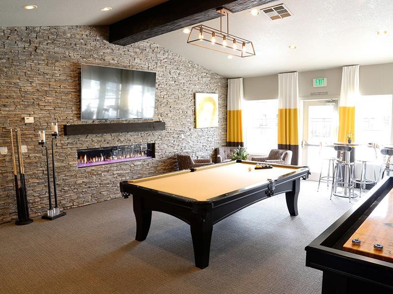 Gameroom | High Rock 5300 89436 Apartments