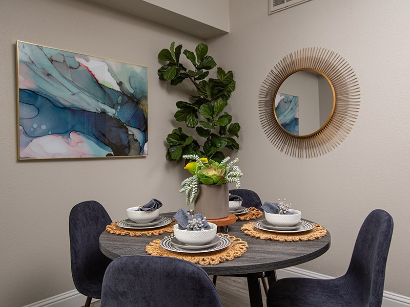 Dining Room | High Rock 5300 Apartments in Sparks, NV