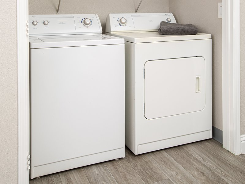 Washer and Dryer | High Rock 5300 Apartments in Sparks, NV