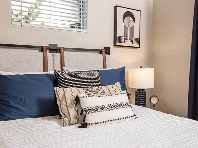 Beautiful Bedroom | High Rock 5300 Apartments in Sparks, NV