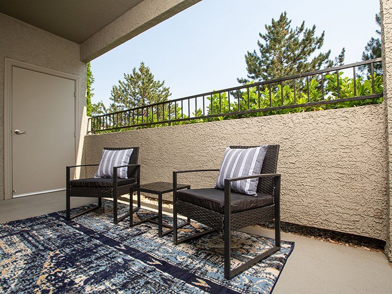 Balcony | High Rock 5300 Apartments in Sparks, NV