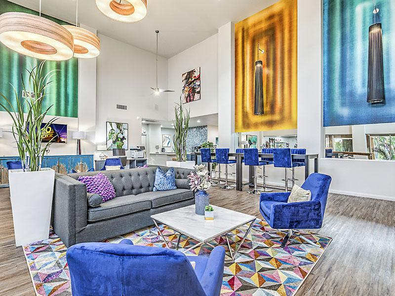 Clubhouse Lounge |  Palms at Peccole Ranch in Las Vegas NV