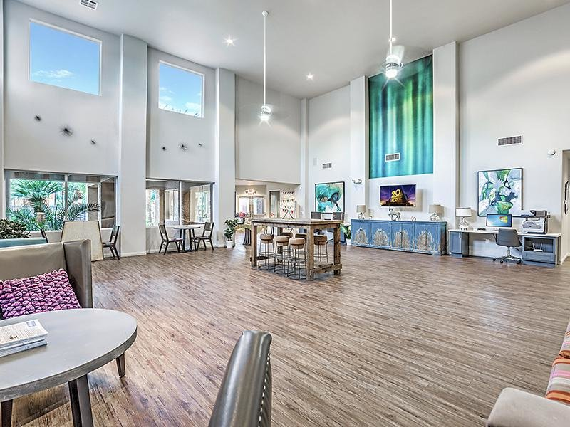 Clubhouse | Palms at Peccole Ranch
