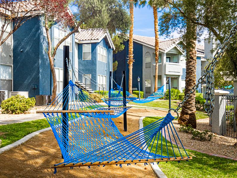 Hammock Park | Palms at Peccole Ranch Apartments in Las Vegas, NV