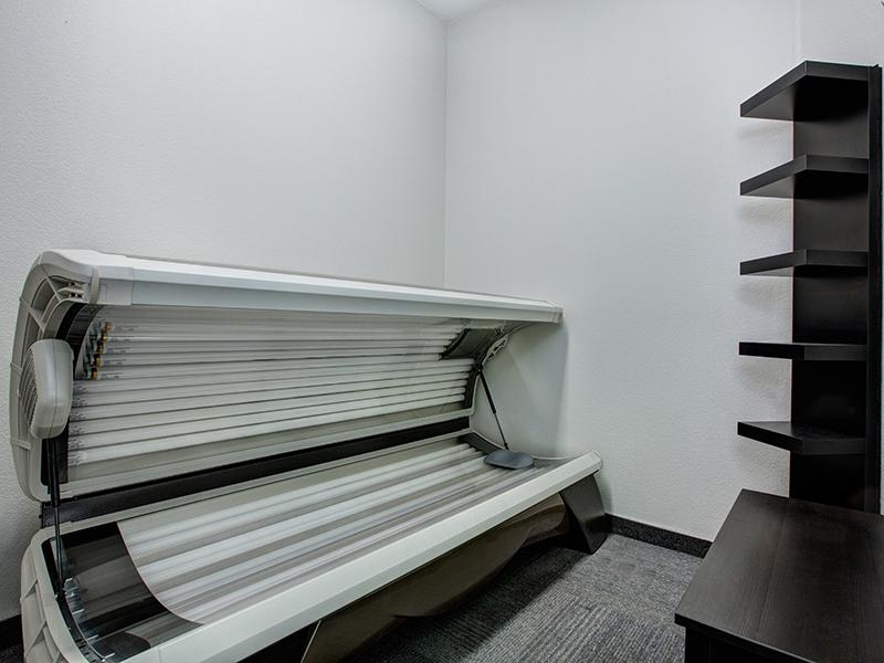 Tanning Bed | Horizons at South Meadows