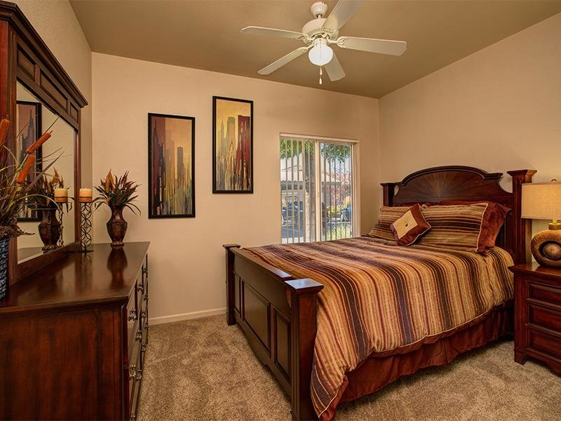 Bedroom | Horizons at South Meadows