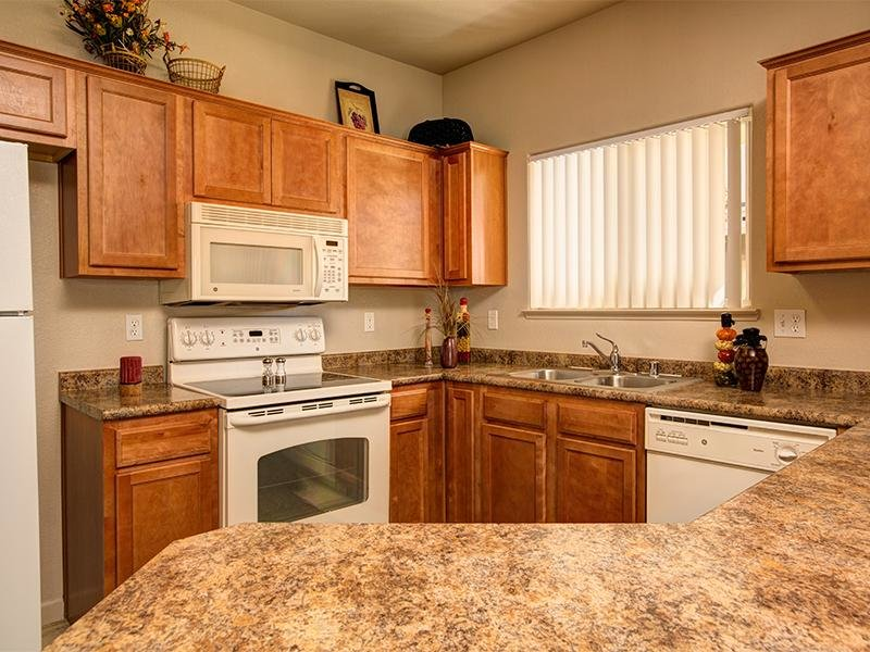 Kitchen | Horizons at South Meadows