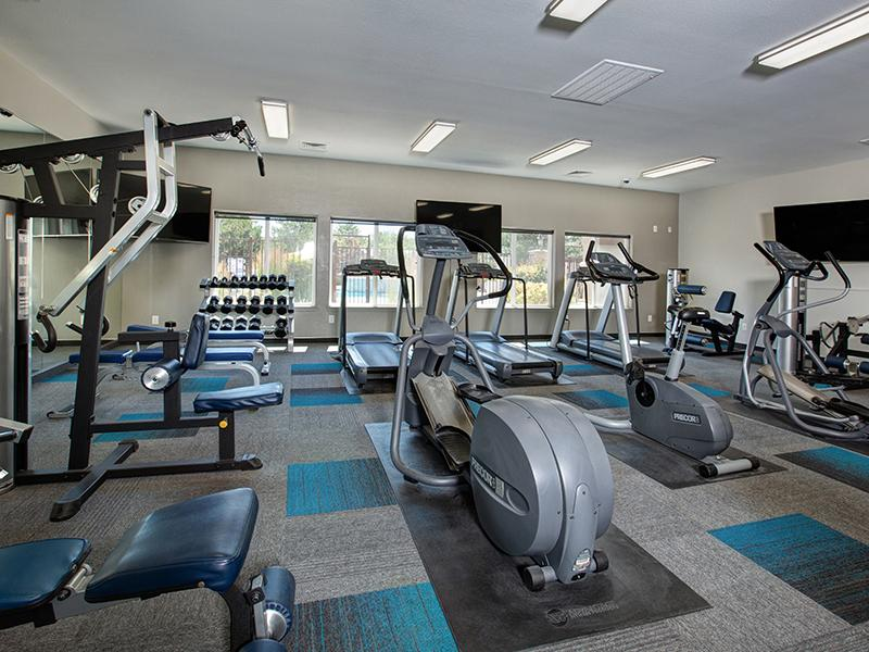 Fitness Center | Horizons at South Meadows