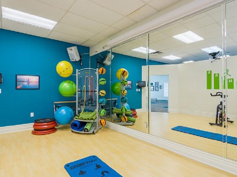 Fitness Center for La Privada Apartments in Scotts