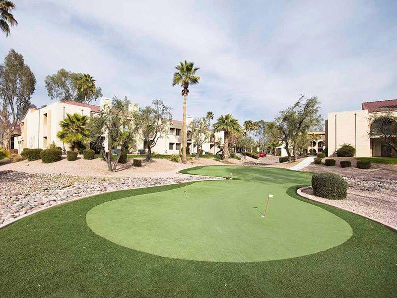 Golfing Park | La Privada Apartments