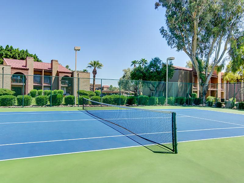Tennis Court - Active Lifestyle - La Privada