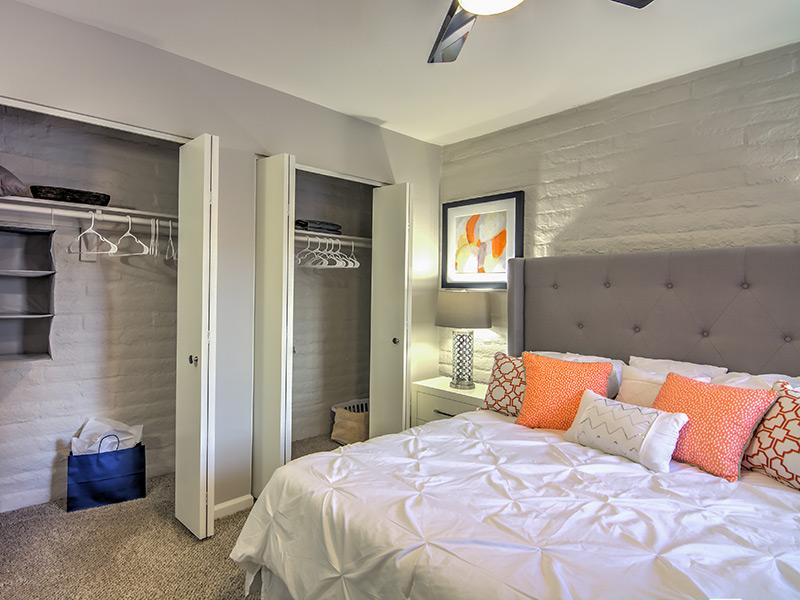 Spacious closets | Scottsdale Apartments for Rent