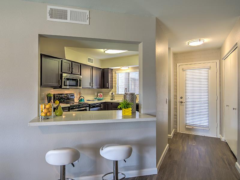 Hallway | Scottsdale AZ apartments for rent
