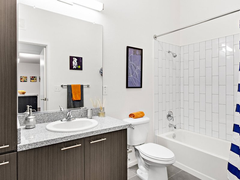 Bathroom | The Cadence