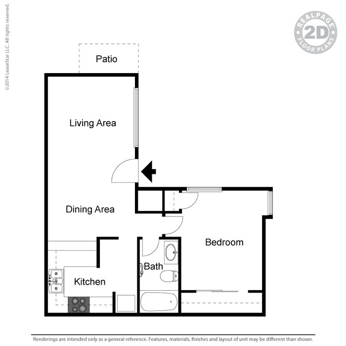 Floor Plans at Academy Terrace Apartments