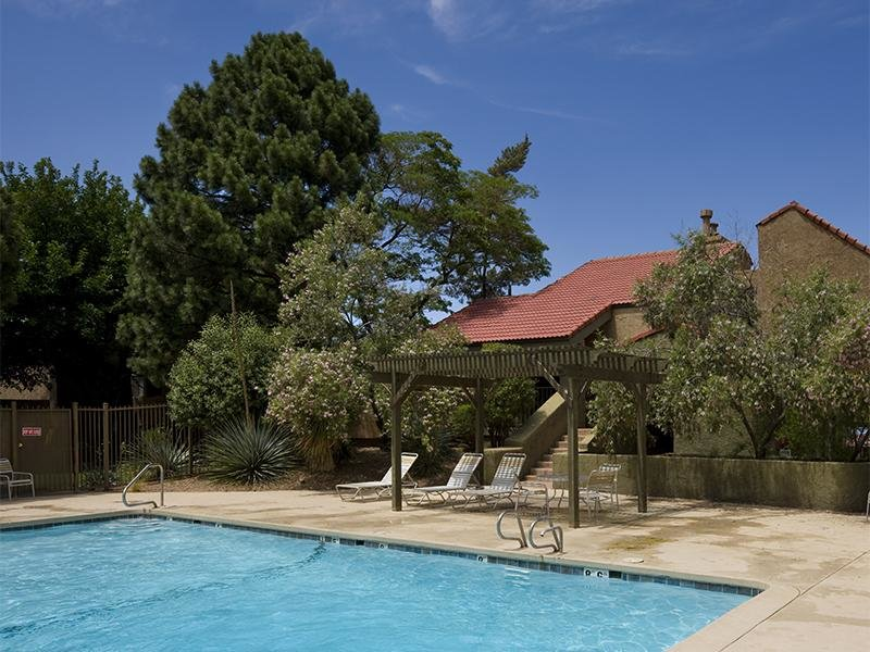 Pool   Academy Terrace Apartments